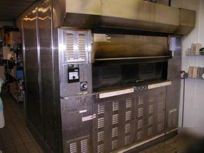 Baxter Revolving Tray Oven