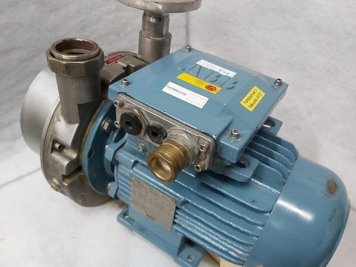 Gebraucht Vakuumpumpe ME160478100G0X3, Samson / ABB, 160m³, Ex Schutz, gebraucht-Top