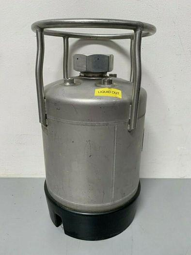 Used Alloy Products 316L Stainless Steel Pressure Vessel Tank 155 PSI