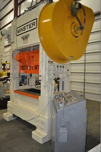 Used 150 TON MINSTER HIGH SPEED PRESS