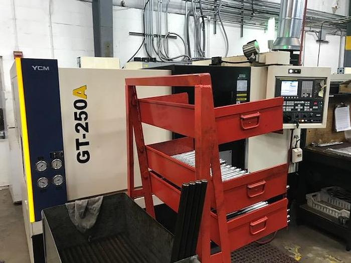 Used 2015 YCM GT250A CNC Lathe