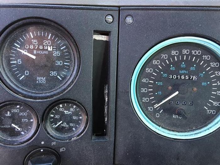 2007 STERLING SC8000