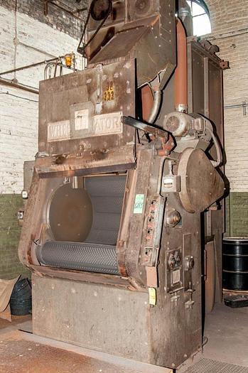 Used WHEELABRATOR (On Hold) TUMBLAST