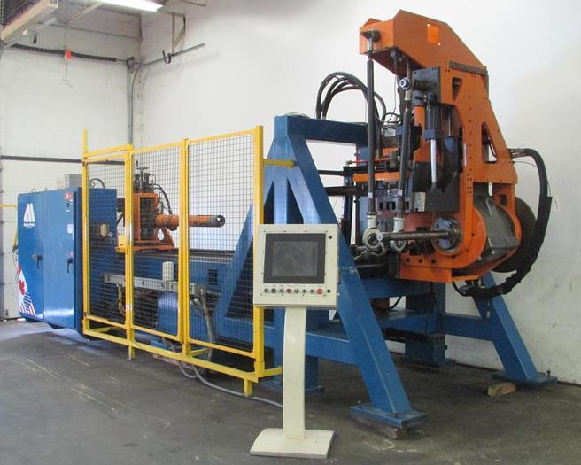 Used ADM Electra-Bend-100-HD-HS-Mandrel Centre-line Boost CNC