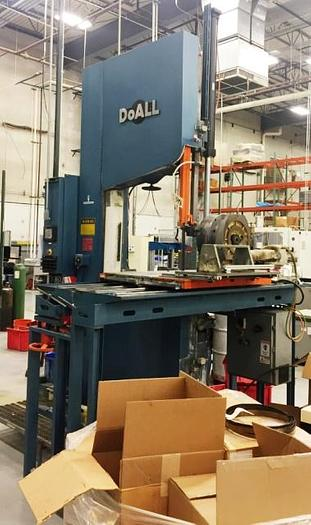 Used 2008 DoAll D-900 Vertical Diamond Band Saw