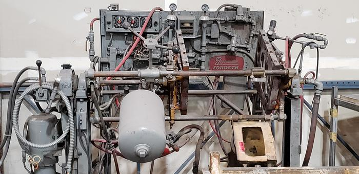 Used DEPENDABLE 200SA SHELL CORE MACHINE
