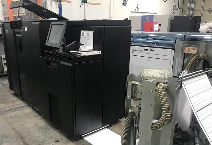 2014 - Ricoh InfoPrint 4100 HD 3/4 Enhanced TWIN Printing System (Pinless - LOW FOOT COUNT)