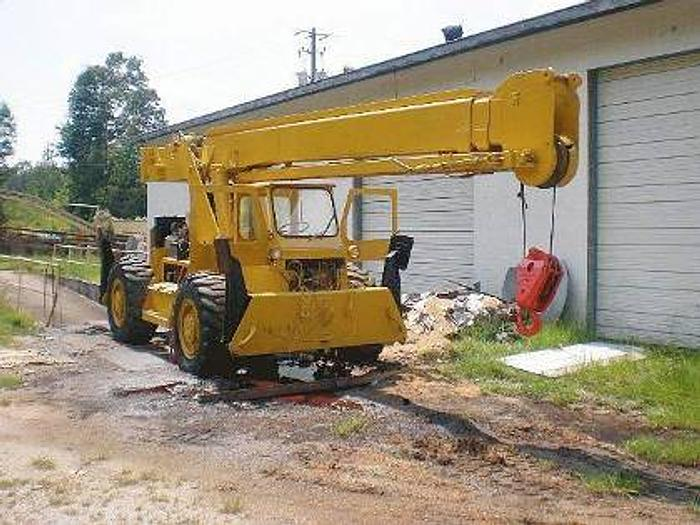1970 Grove RT58 Crane