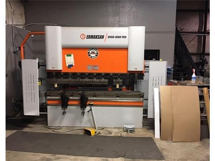 2015 110 Ton x 8.53' Ermak Speed Bend CNC Press Brake