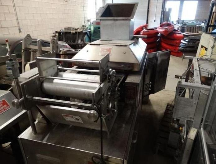 Used Superior Tortilla Forming and Frying Line