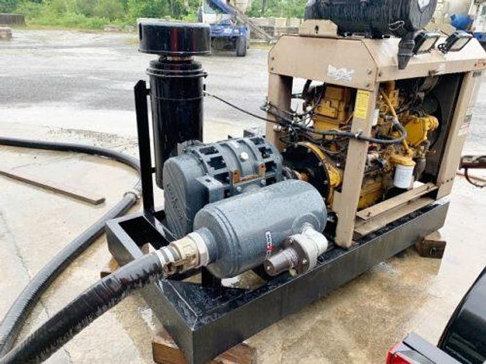 Used 74 hp John Deere Diesel Transfer Blower Package