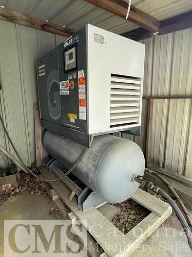 Used Atlas Copco GA15 45 HP Compressor