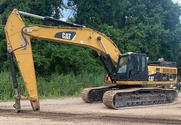 Used 2010 CATERPILLAR 345DL