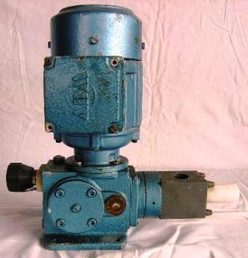 Used SERA dosing pump, type R1009/17