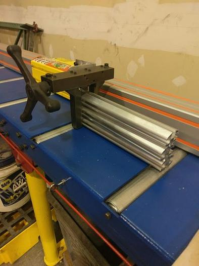 Scotchman Model 350/PK/PD Cold Saw with TigerStop