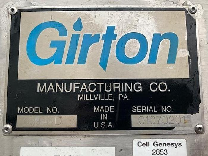 Girton Parts Washer Model 5944D