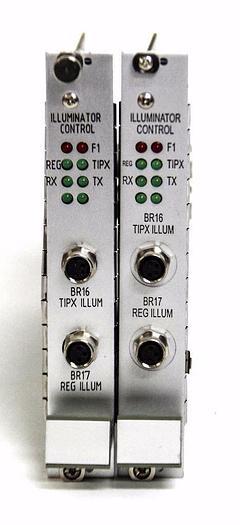 Used Veeco Wyko Illuminator Control Interface 250-008-688 Rev B John C Phil M  (4171)