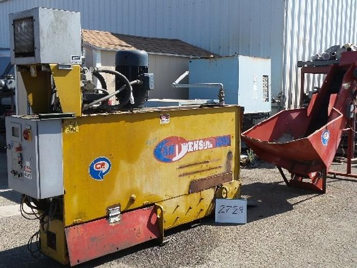 CP Mfg.Aluminum Can Crusher Model CD1200