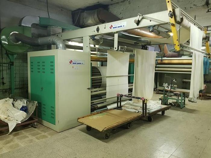 Used DANTI PAOLO RAISING MACHINE year 2000  2200 mm