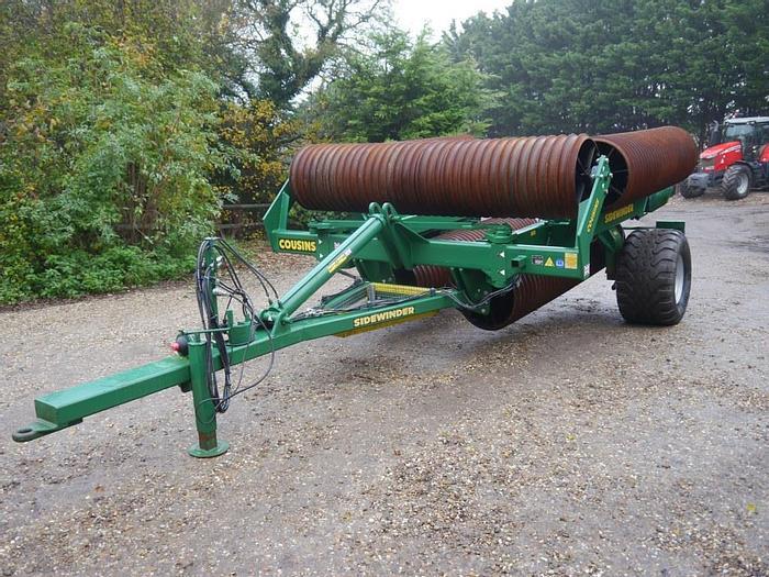 Used Cousins Sidewinder 12.3m Cambridge Rolls