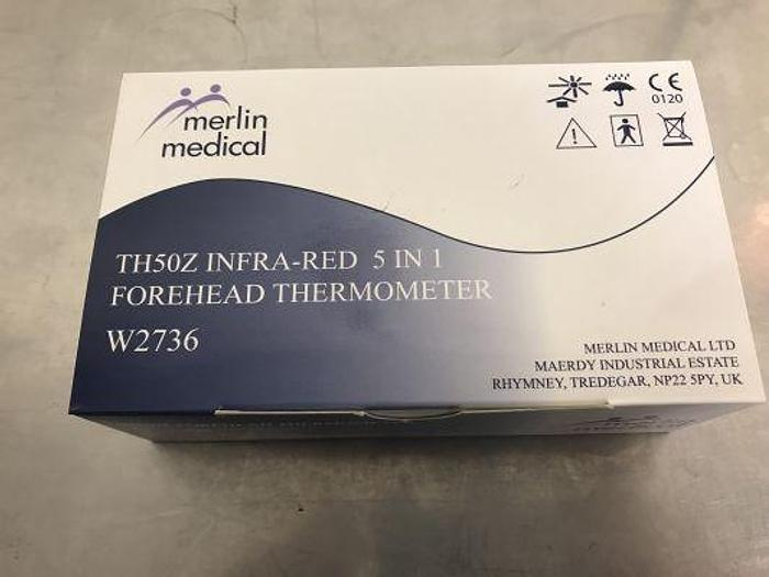 Thermometer TH50Z  5 in 1 forehead thermometer