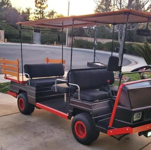Used 1995 EZGO Golf Cart