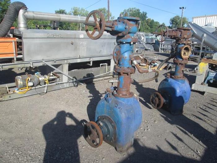 Used Thomas Pump; Waste Water; Md# LP6-T6