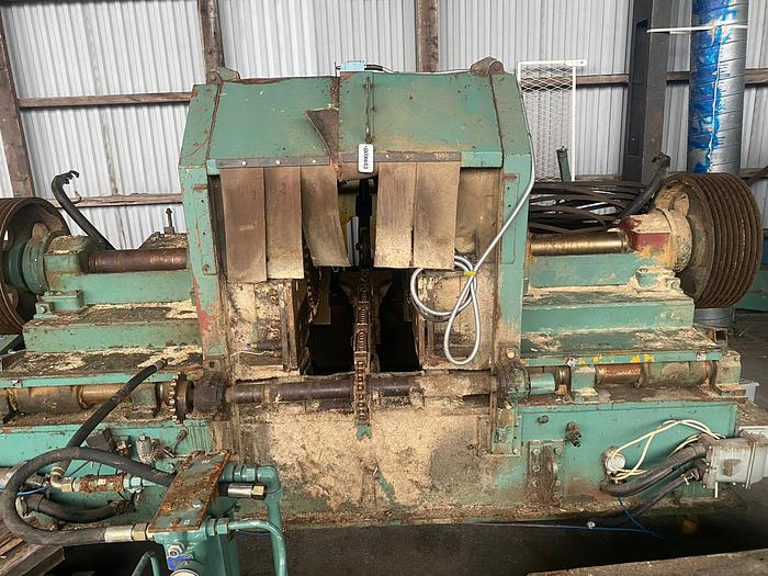 Used ARIVislanda BKR 600, Chipper canter