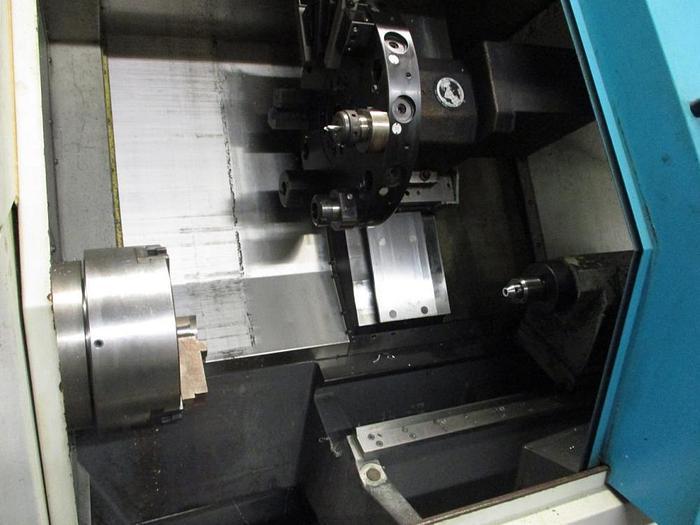 COLCHESTER STORM 310, CNC LATHE