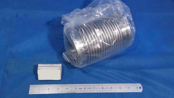 Used 29268-XX VDF HTO Metal / PIPE / Semiconductor Part ( Part was Cleaned,to be Open Only in Clean Room )