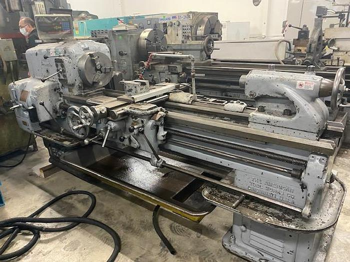 """Used American Tool Works Pacemaker 16"""" x 54"""" Engine Lathe"""