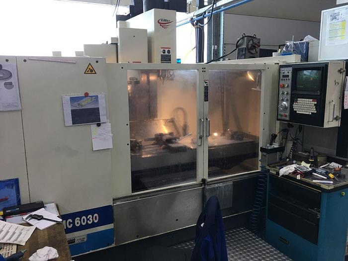Gebruikt Fadal 6030HT CNC freesmachine