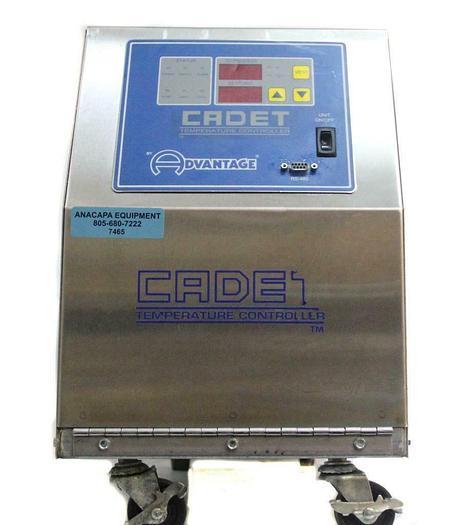Used Advantage Cadet Mold Temperature Controller CK-435-21C1 (7465)W