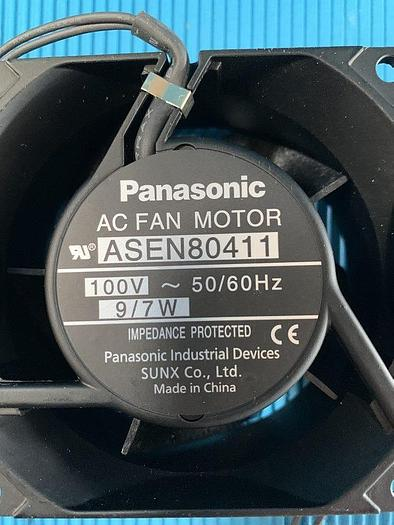 Used panasonic ac fan asen80411