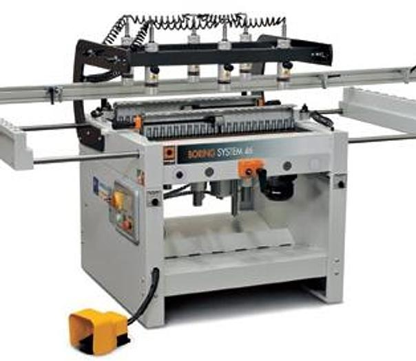 Maggi System 46 Double Row 46-Spindle Line Drill