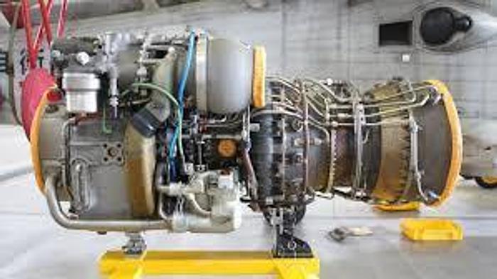 Used 14.9 MW Used GE LM1600 Gas Turbine Engines