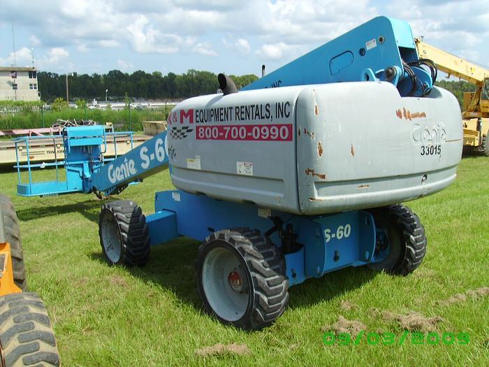 2005 GENIE S-60