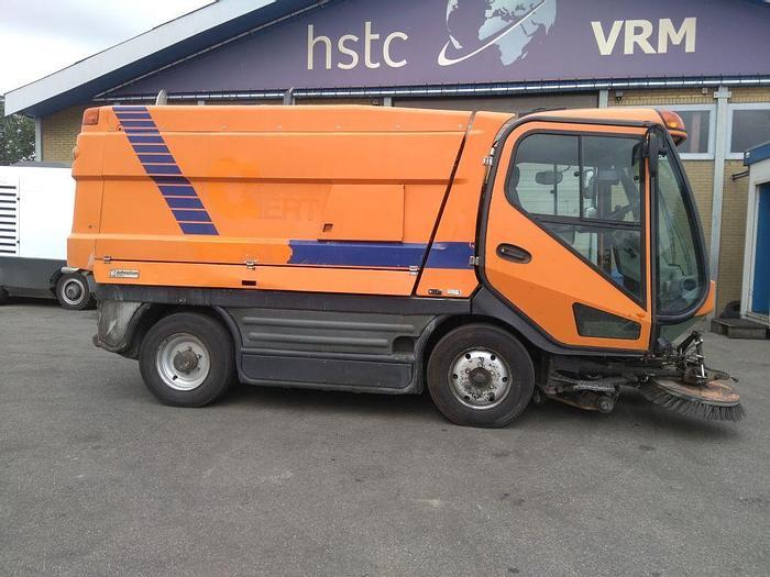 Gebruikt 2012 Johnston CX400