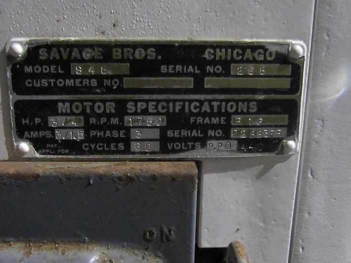 Savage Brothers S48