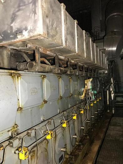 3.9 MW Complete HFO Power Plant MAN 9L 32 40