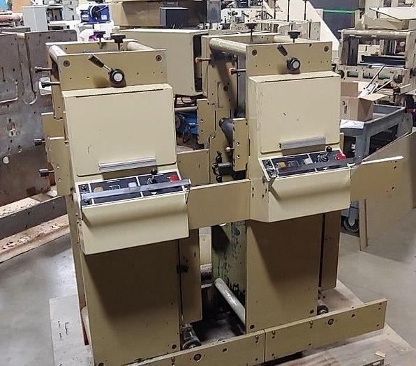 """Mark Andy  4120 - 10"""" Print Stations"""