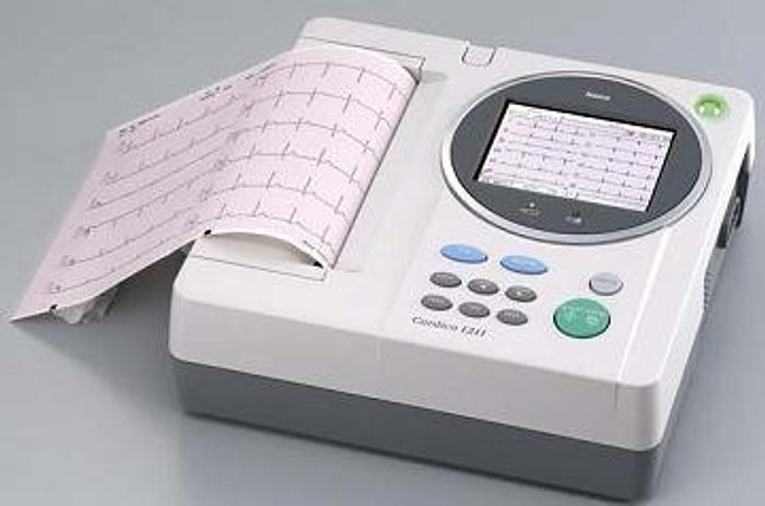 EKG Kenz Cardico 1211