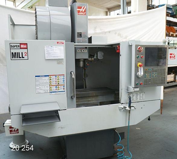 Gebraucht #20254 - HAAS SMini Mill 2 / IKZ, Bj. 2010