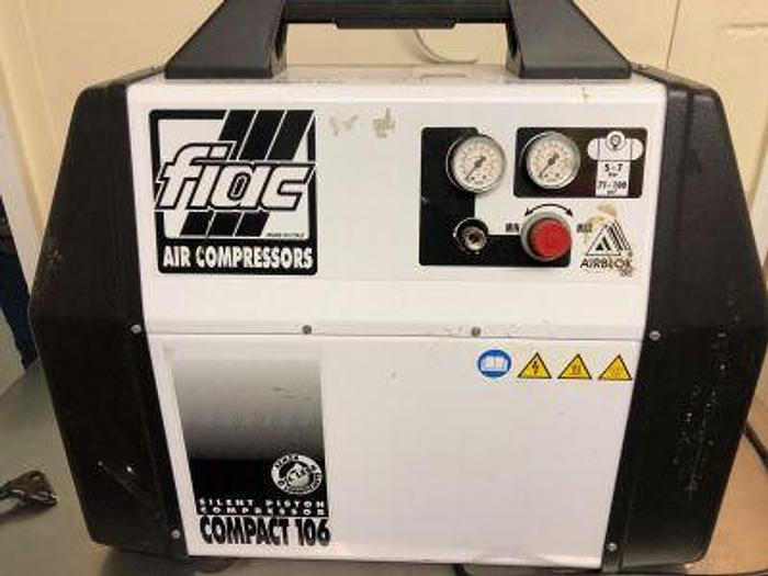 Compressor Dental Fiac Compact 106