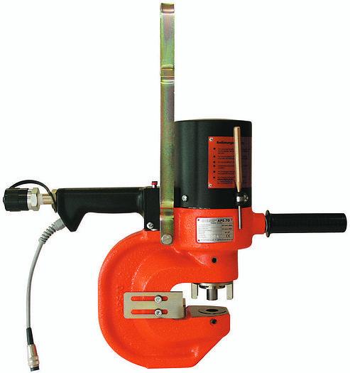 Alfra GmbH APS 70 Hydraulic Punching Unit