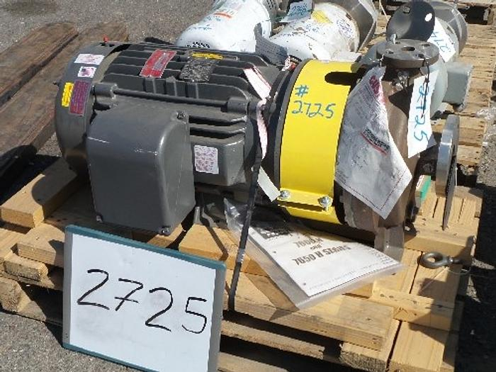 Used Gusher 2'' x 1'' Centrifugal Pump