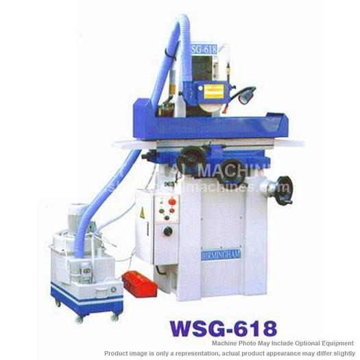 BIRMINGHAM Manual Surface Grinder WSG-618