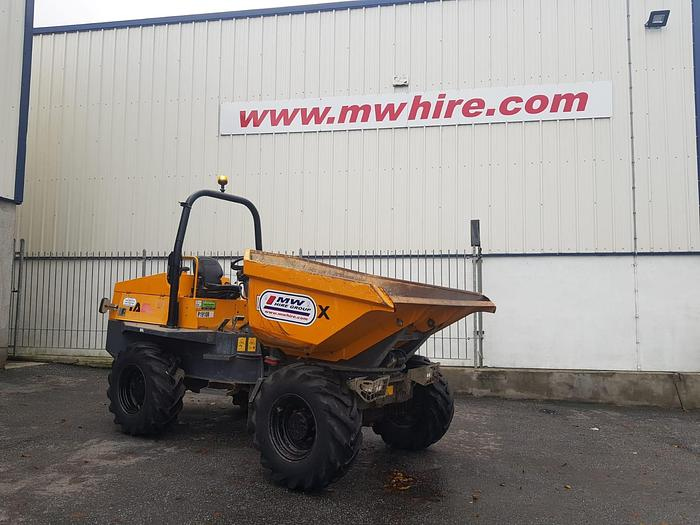 Used 2016 Terex 6 Tonne Swivel Dumper