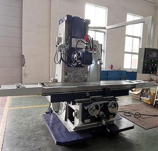 WM715 - ROGI Heavy Duty Bed Type Milling Machine