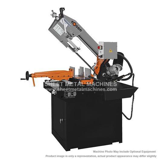 COSEN Manual Dual Mitering Horizontal Bandsaw MH-300DM